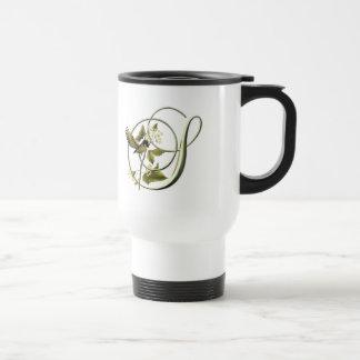 Songbird Initial S Mug