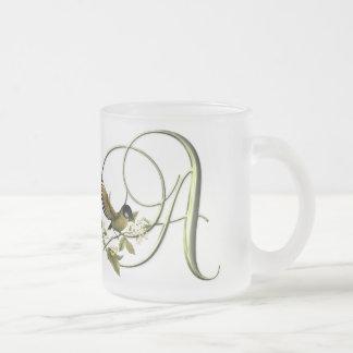 Songbird Initials C Coffee Mug