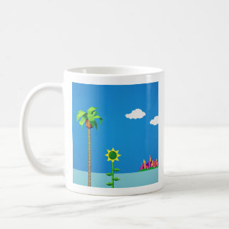 Sonic 2 coffee mug