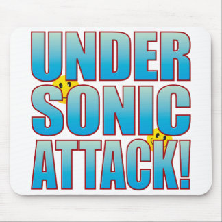 Sonic Attack Life B Mouse Pad