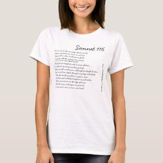 Sonnet 116 T-Shirt