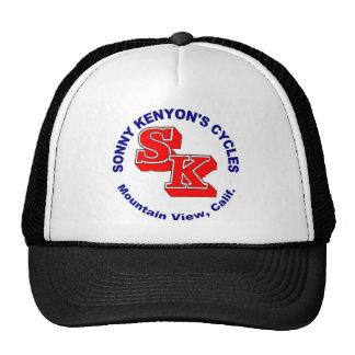 Sonny Kenyon Cycles logo Cap