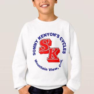 Sonny Kenyon Cycles logo Sweatshirt