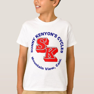 Sonny Kenyon Cycles logo T Shirt