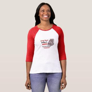Sonny Pruitt Trucking Co. Ladies 3/4 Sleeve T-Shirt
