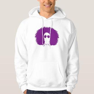 Sonny Rey White/Purple Hoodie