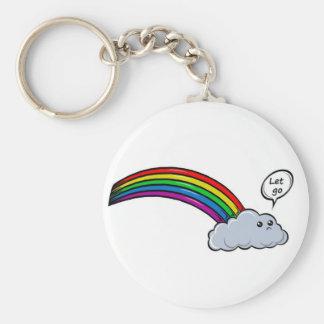 Sonny the Cloud Keychain