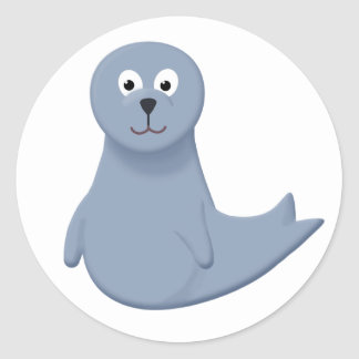Sonny the Seal Pup