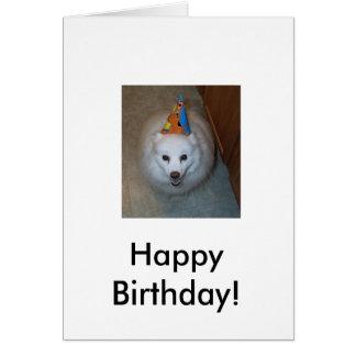 Sonny's Birthday Wish Card