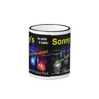 Sonny's South Philly Two Tone Coffee Mug Big Desig