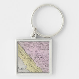 Sonoma County, California 34 Key Ring