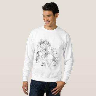 Sonoma Love (B&W) Sweatshirt
