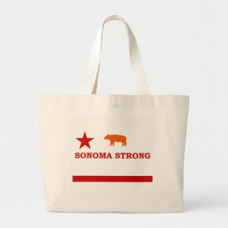 Sonoma strong tote