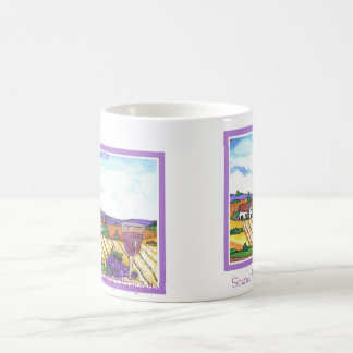 Sonoma Valley Vineyard Mug