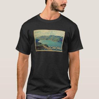 Sonoma Vintage Travel T-shirt