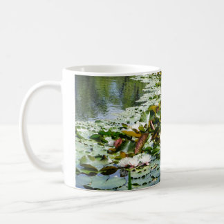 Sonoma Water Lily Coffee Mug