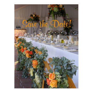 Sonoma winery, Save the Date! Postcards