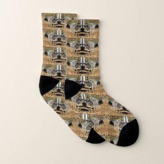 Sonoran Bulls Unisex Socks 1