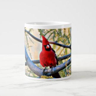 Sonoran Cardinal Coffee Mug