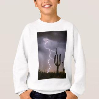 Sonoran Desert Monsoon Storming Sweatshirt