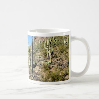 Sonoran Desert scene 03 Coffee Mug