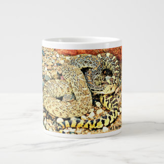 Sonoran Gopher Snake Coffee Cup