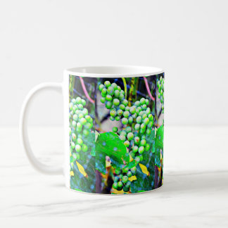 Sonoran Green Grapes Coffee Mug/Cup Coffee Mug