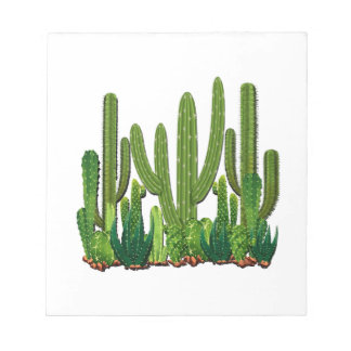 Sonoran Habitat Notepad