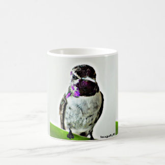 Sonoran Purple Hummer Coffee Cup/Mug Coffee Mug