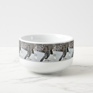 Sonoran Roadrunner Soup Mug