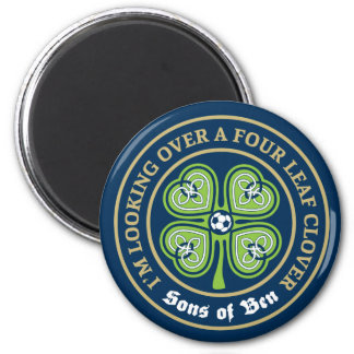 Sons of Ben - Four Leaf Clover Magnet
