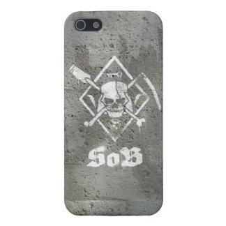 Sons of Ben iPhone5 Case - Spraypaint iPhone 5 Case