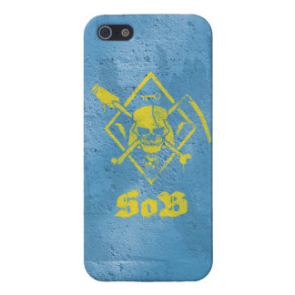 Sons of Ben iPhone5 Case - Spraypaint iPhone 5 Cover