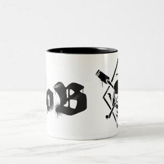 Sons of Ben - Spraypaint Mug