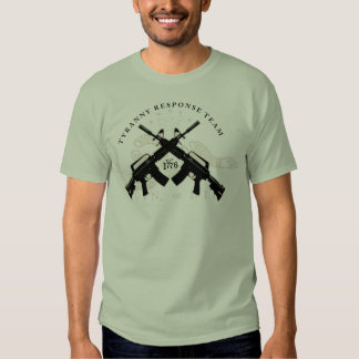 Sons of Liberty Tyranny Response Team Shirt