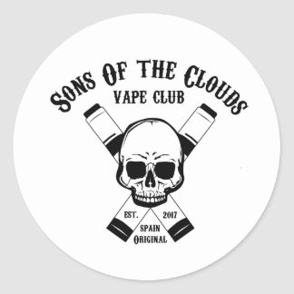 Sons Of The Clouds Stickers
