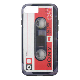 Sony Audio Cassette Tape C-60 iPhone 8/7 Case