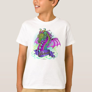 """Sonya"" Believe Rainbow Dragon Faerie Top"