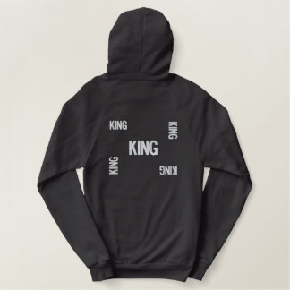 Sooled KING Embroidered Hoodie