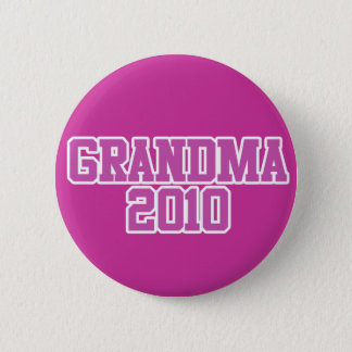 Soon to be Grandma in 2010 6 Cm Round Badge