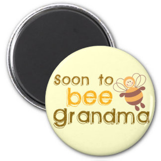 Soon to be Grandma Magnet