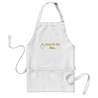 Soon To Be Mrs Apron