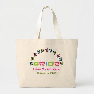 Soon to Be Mrs. Jumbo Tote Bag