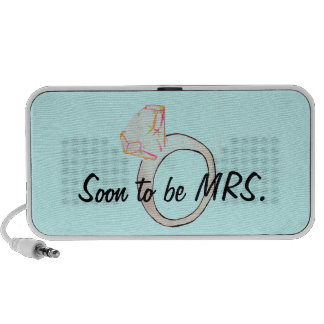 """""""soon to be MRS."""" Travelling Speakers"""