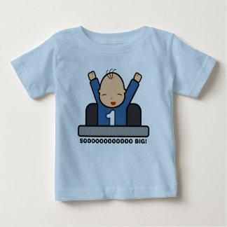 Soooo Big! (Boy Version 1) Baby T-Shirt