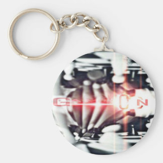 SOOSO VISIONZ CHESS DESIGN KEY RING