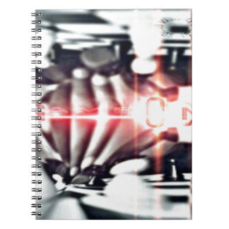 SOOSO VISIONZ CHESS DESIGN NOTEBOOKS
