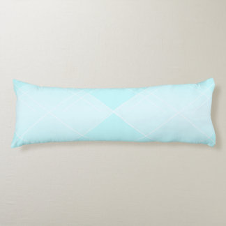 Soothing Breeze  blue Diamond Body Cushion