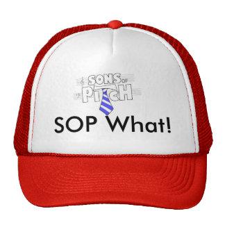 SOP What! Cap