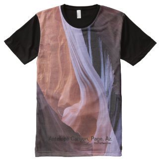 Sopa De Antelope All-Over Print T-Shirt